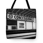 Closed For The Season Tote Bag
