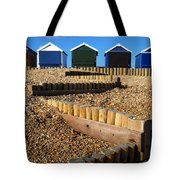 Closed For The Winter Tote Bag