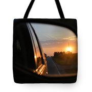 Closer Than They Appear Tote Bag