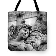 Closeup View Of The Original Baroque Sculpture Tote Bag