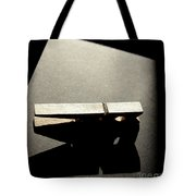 Clothes Pin Tote Bag