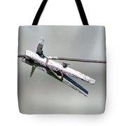 Clothesline Layover Tote Bag
