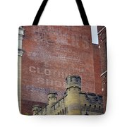 Classic Cincinnati Architecture Tote Bag