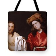 Clothing The Naked Tote Bag