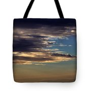 Cloud Abstract Tote Bag