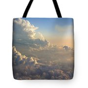 Cloud Bank Tote Bag