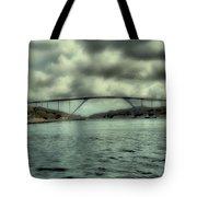Cloud Bridge Tote Bag