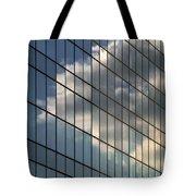 Cloud Captured Tote Bag