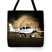 Cloud Cirrus Tote Bag