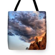 Cloud Explosion Tote Bag