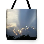 Cloud Glow Tote Bag