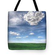 Cloud Heart Tote Bag