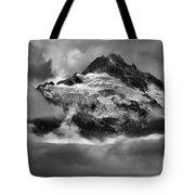 Cloud Layers Over Tantalus Tote Bag