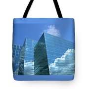 Cloud Mirror Tote Bag