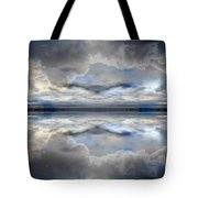 Cloud Mirror Tote Bag
