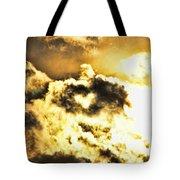Cloud Of Love Tote Bag