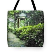 Cloud Pavilion Synchro Hp Tote Bag
