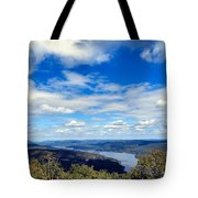 Cloud Pockets Tote Bag
