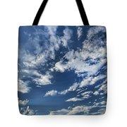 Cloud Puffs Tote Bag