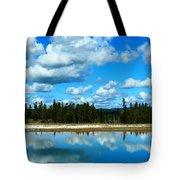 Cloud Reflections Tote Bag