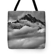 Cloud Rush Over Tantalus Tote Bag