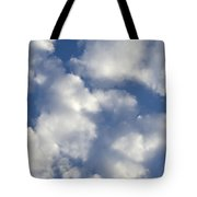Cloud Series 4 Tote Bag