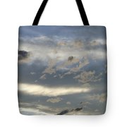 Cloud Series 43 Tote Bag