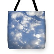 Cloud Series 7 Tote Bag