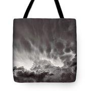 Cloud Study 1382 Tote Bag