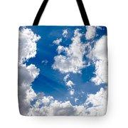Cloud Study 3852 Tote Bag