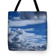 Cloud Ten Tote Bag