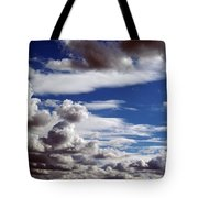 Cloud Ten Enhanced Tote Bag