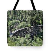 Cloudcroft Railroad Trestle Tote Bag