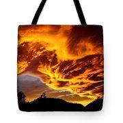 Clouds 2 Tote Bag