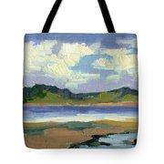 Clouds At Vashon Island Tote Bag