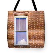 Clouds In My Window Tote Bag