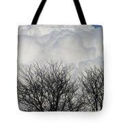 Clouds Named Cotton Tote Bag