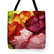 Clouds Of Colors Tote Bag
