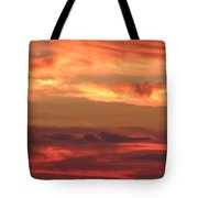 Clouds Of Figure Tote Bag