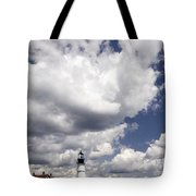 Clouds Of Glory - Portland Headlight Tote Bag
