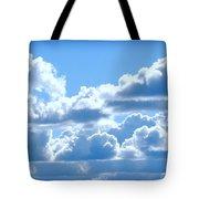 Clouds Of Glory Tote Bag