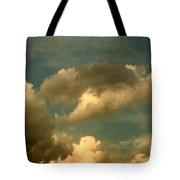 Clouds Of Yesterday Tote Bag