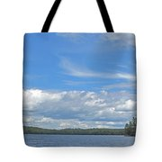 Clouds Over Algoma Tote Bag
