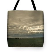 Clouds Over Illinois Tote Bag