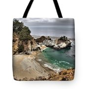 Clouds Over Mcway Tote Bag