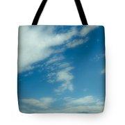 Clouds Over Priest Lake Tote Bag