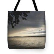 Clouds Over Seneca Lake Tote Bag