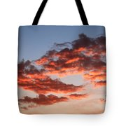 Clouds Shining Tote Bag