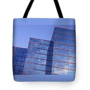 Cloudscape In Reverse Tote Bag