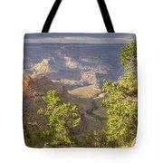 Cloudy Bright Angel Trail II Tote Bag